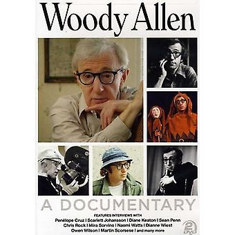 Woody Allen: A Documentary [DVD] USA import