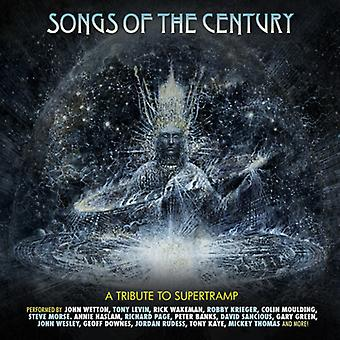 Songs Of The Century - Tribute To Supertramp [CD] USA import