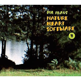 Pia Fraus - Nature Heart Software [CD] USA import