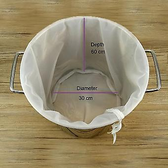 Beer Homebrew Filter Bag for Brewing Malt Boiling Wort Mash Strainer Tool