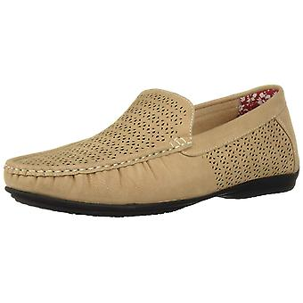 Stacy Adams Mens Cicero Cuir Square Toe Slip On Chaussures