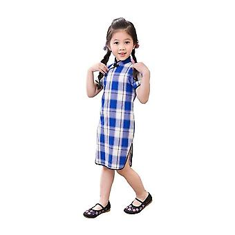 Qipao Chinese New Year Cheongsam Girls Dress -Style 5, Infant