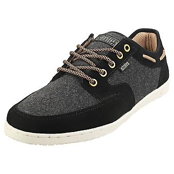 Etnies Dory Mens Casual Trainers in Black