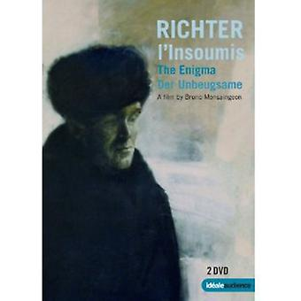 S. Richter - L'Insoumis-the Enigma [DVD] USA import