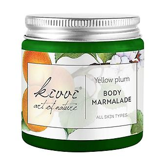 Yellow Plum Body Jam 120 ml