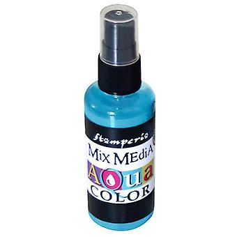Stamperia Aquacolor Spray 60ml Sky Blue