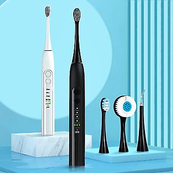 Vip Sonic Electric Toothbrush Rechargeable 12 Modes Ultrasonic Automatic Face,