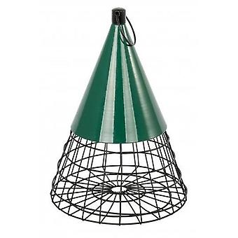 CJ Wildlife Pyramid Fat Ball Feeder - Green