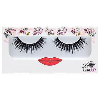 Lash XO Premium False Eyelashes - Lexi Luxe - Natural yet Elongated Lashes