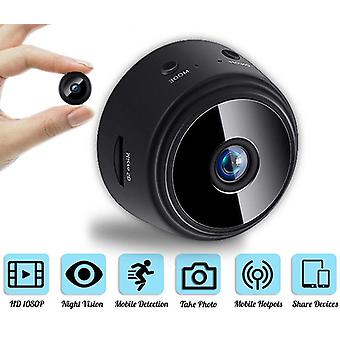 A9 Mini Camera / V380 Pro App 128g Hd 1080p 150-degree Viewing Angle Wireless Wifi Ip Network Monitor Security Night Version Cam