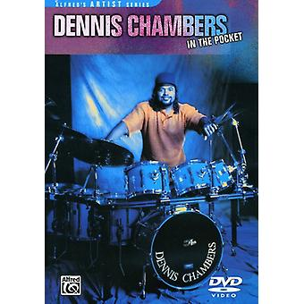 Dennis Chambers - In the Pocket [DVD] USA import