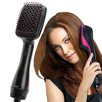 Hair Dryer Brush - Straightener Comb ,hot Air Brush, Multi-functional Comb Wet
