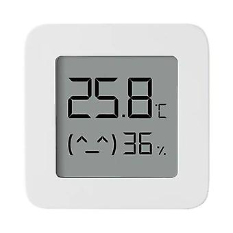 In Stock Xiaomi Mijia Bluetooth Thermometer 2 Wireless Smart Electric Digital Hygrometer Thermometer Work With Mijia App