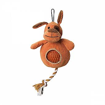 Battles House Of Paws Cord Toy With Spiky Ball - Dog