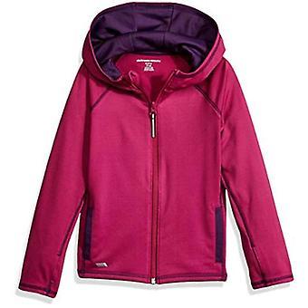 Essentials Girls' Full-Zip Active Jacket