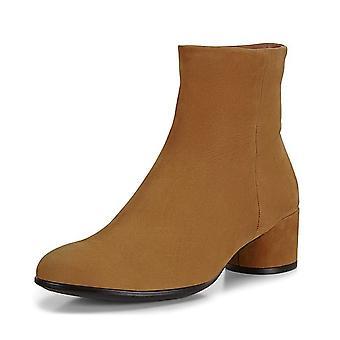 ECCO 281823 Shape 35 Ladies Stylish Mod Block Boot In Bast