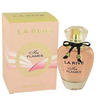 La Rive in Flames van La Rive Eau de parfum spray 3 oz (vrouwen) V728-536947