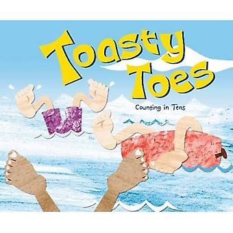 Toasty Toes: Counting in Tens (Know Your Numbers)
