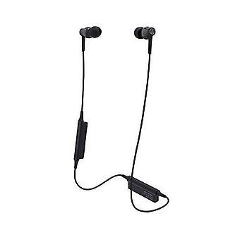 Audio-technica ljud verklighet trådlösa in-ear hörlurar, svart, (ath-ckr35btbk)