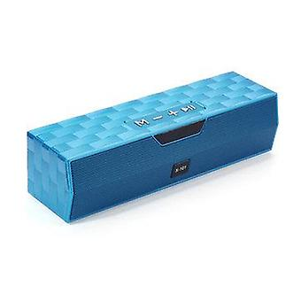 10W LED Display Portable Wireless bluetooth Speaker Stereo Bass TF Card