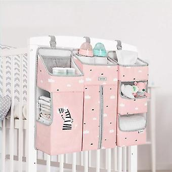 المحمولة الطفل سرير شنقا حقيبة، أساسيات حفاضات التخزين مهد