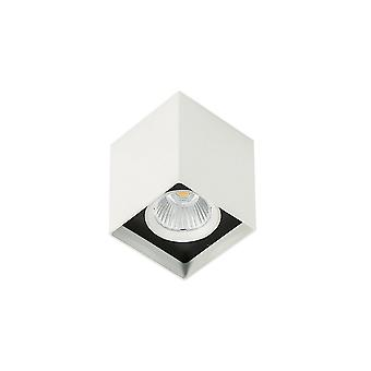 Modern Technisch LED-oppervlak gemonteerd wit, zwart, warm wit 3000K 1010lm
