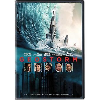 Geostorm [DVD] USA import