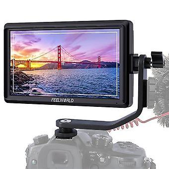 FEELWORLD FW568 1920×1080 HDMI 5,5 palcový monitor pole fotoaparátu