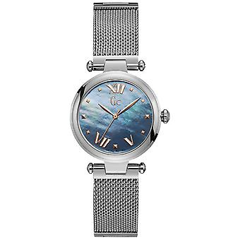 Gc watches purechic watch for Women Analog Quartz with stainless steel bracelet Y31001L7