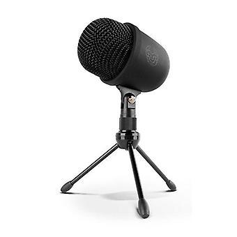 Desktop Microphone Chrome NXK