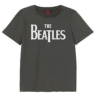 Amplified The Beatles Logo Kids T-shirt