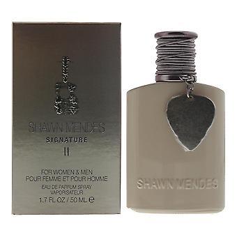 Shawn Mendes Signature II Eau de Parfum 50ml Spray