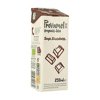 チョコレートの大豆飲料 250 ml
