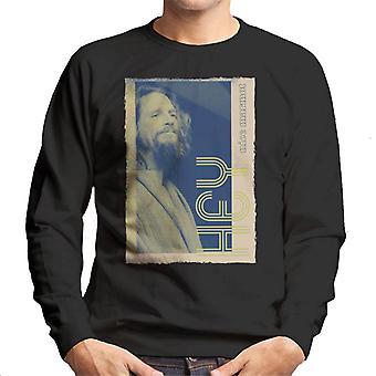 The Big Lebowski The Dude Hey Nice Marmot Nostalgia Men's Sweatshirt