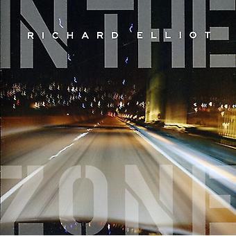 Richard Elliot - i zonen [CD] USA import