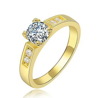 Zircon Cubic, Zirconia Wedding Finger Rings, Crystal Jewelry