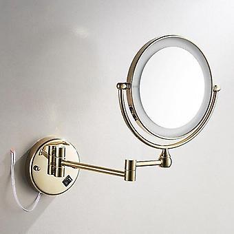 led lys makeup speil
