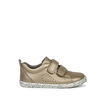 BOBUX Iw Grass Court Shoe In Gold
