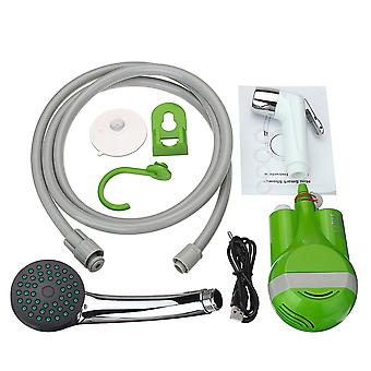 Vehicle Washer/cleaner Washing Sprayer, Portable Usb Rechargeable Home Bath Van