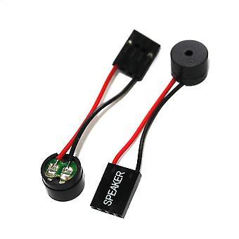 Mini altoparlante plug per pc/computer scheda madre, custodia di bordo Buzzer Board Beep