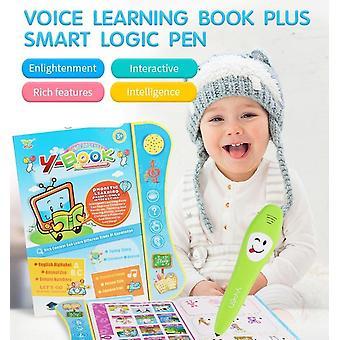 Educational Voice Reading Machine Book Smart Reading Pen