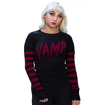 Sourpuss Clothing Vamp Sweater