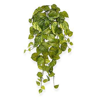 Sztuczne pothos wisząceplant 55 cm varigated