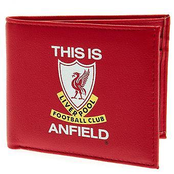 Liverpool FC Anfield Plånbok