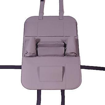 Pu piele scaun auto spate organizator cutie de depozitare bancheta din spate