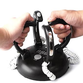 Elektrisk sjokkerende løgndetektor justerbar reaksjon leketøy