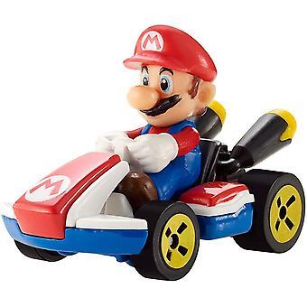 Hot Wheels Mario Kart Racers Mario 1:64 Bilar Metall