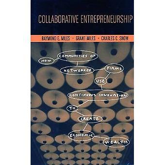 Samarbetsföretagande - Hur samhällen av nätverksföretag oss