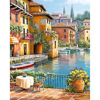 Diy Handpainted Oil Painting ( Set 1)
