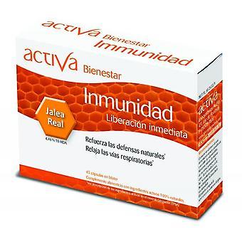Activlab Bien-être Immunité 45 Capsules